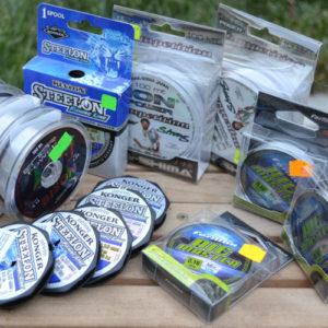 Najloni za predveze za belu ribu
