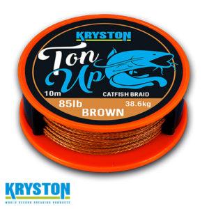 Kryston Tone Up Catfish  Brown 85lb  10m