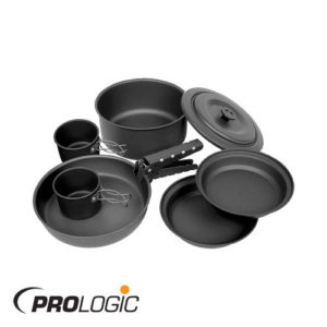 ProLogic Survivor 8 pieces Camping Cook  Set