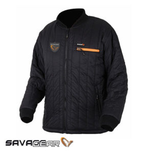 Jakna  SavaGear Street Thermo Jacket- Black