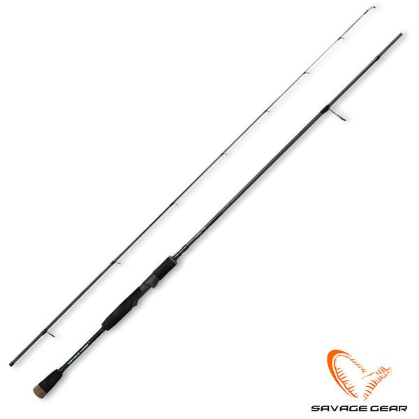 SAVAGE GEAR XLNT3 SPIN RODS