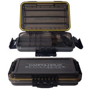 Kutija Exclusive Waterproof Lure Box Dark (27x18x4.8 cm)