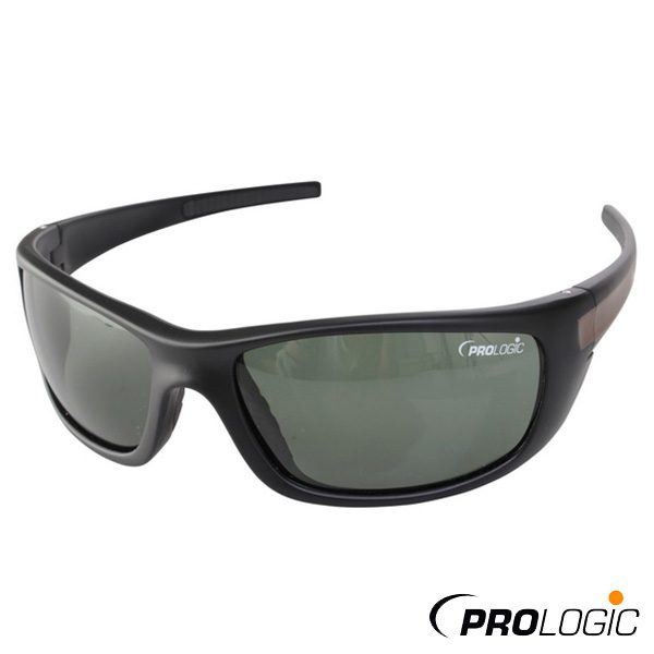 ProLogic Big Gun Black Sunglasses (Gunsmoke Lences) - polarizacione naočare