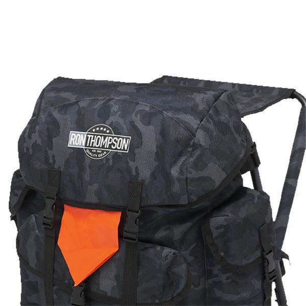 Ron Thompson Camo Backpack Chair