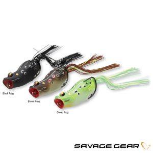 Savge Gear 3D Pop Frog 7cm
