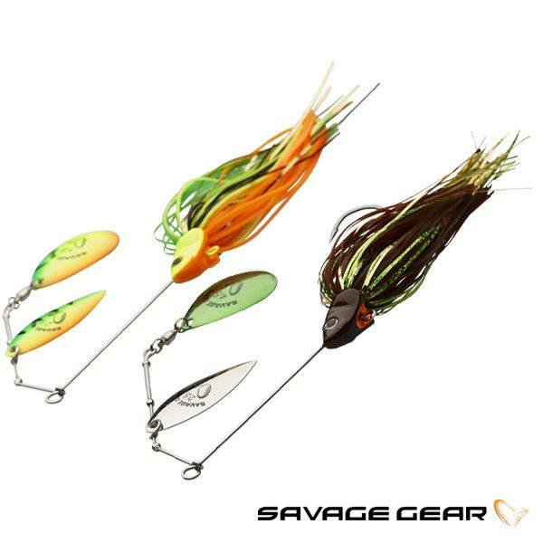 Savage Gear DA'Bush Spinnerbait 21gr