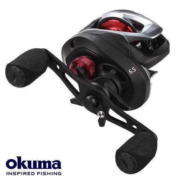 Okuma Ceymar Low Profile C101H-A multiplikator